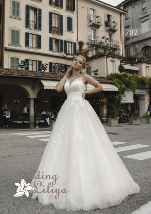 Wedding dress №701