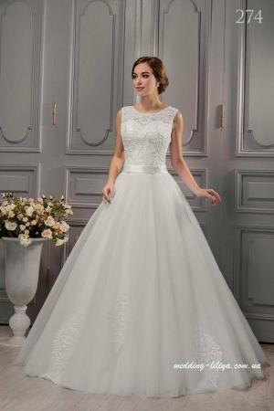 Wedding dress №274