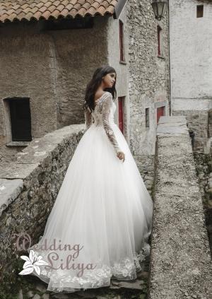 Wedding dress №709