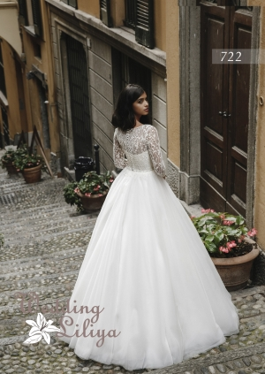 Wedding dress №722