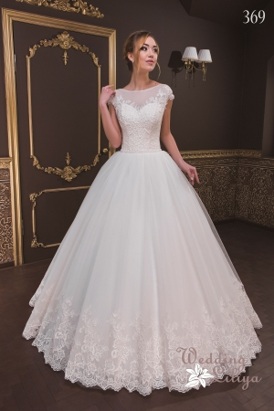Wedding dress №369
