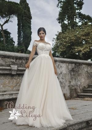 Wedding dress №724