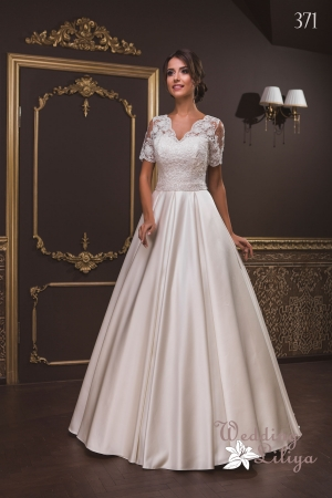 Wedding dress №371