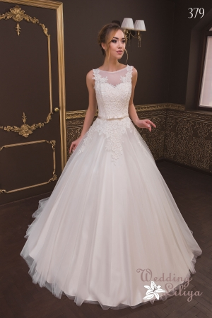 Wedding dress №379