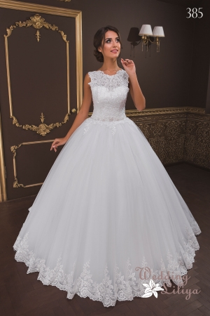 Wedding dress №385