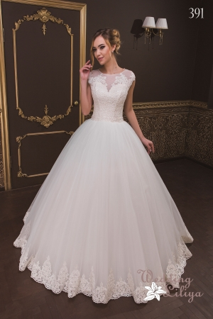 Wedding dress №391