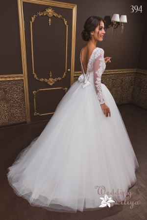 Wedding dress №394