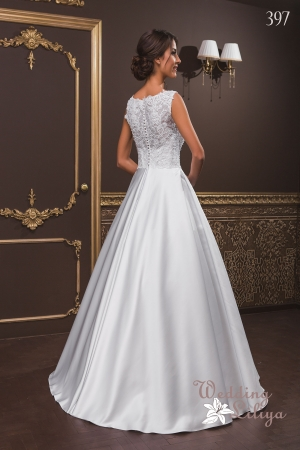 Wedding dress №397