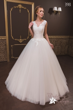 Wedding dress №398