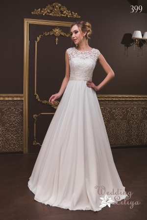 Wedding dress №399