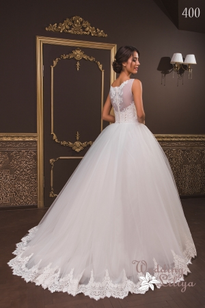 Wedding dress №400