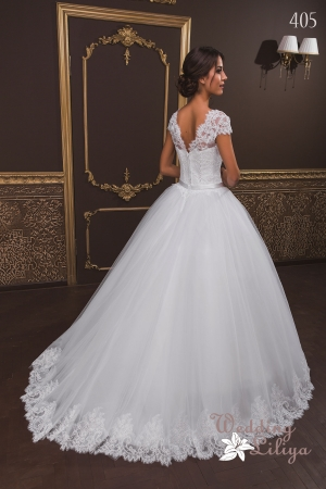 Wedding dress №405