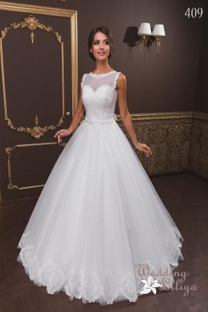 Wedding dress №409