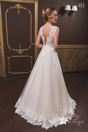 Wedding dress №413