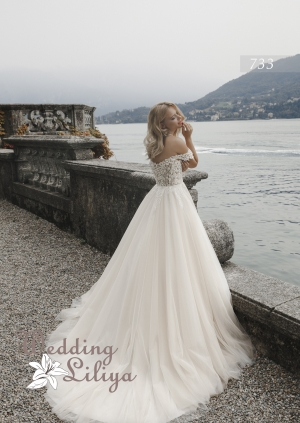 Wedding dress №733