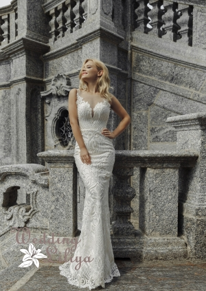 Wedding dress №737