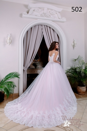 Wedding dress №502