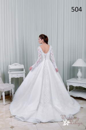 Rochie de mireasa №504