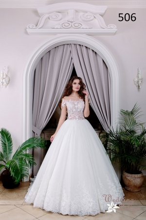 Wedding dress №506
