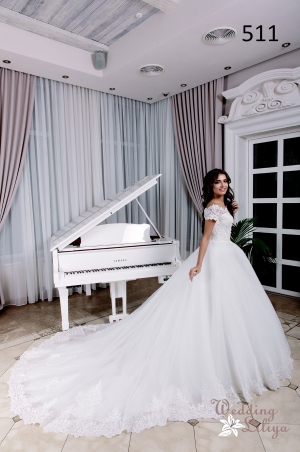 Wedding dress №511