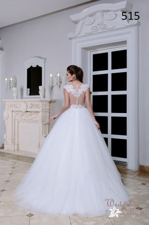 Wedding dress №515