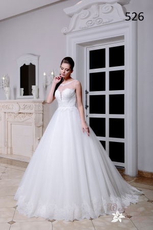 Wedding dress №526