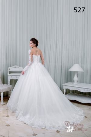 Wedding dress №527