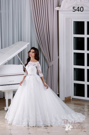 Wedding dress №540