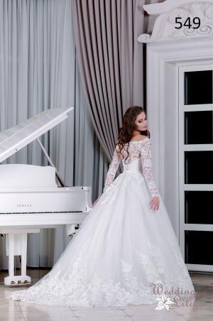 Wedding dress №549