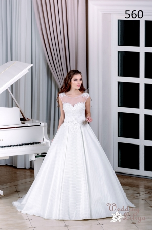 Wedding dress №560