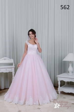Wedding dress №562