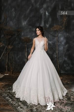 Wedding dress №564