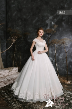 Wedding dress №565