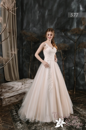 Wedding dress №577