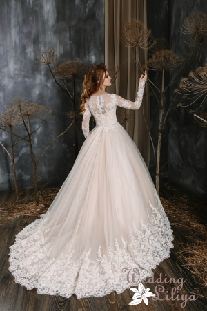 Wedding dress №578