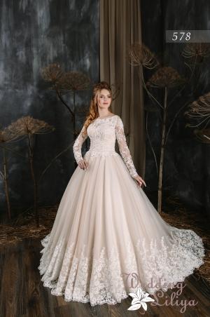 Rochie de mireasa №578