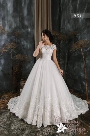 Wedding dress №581