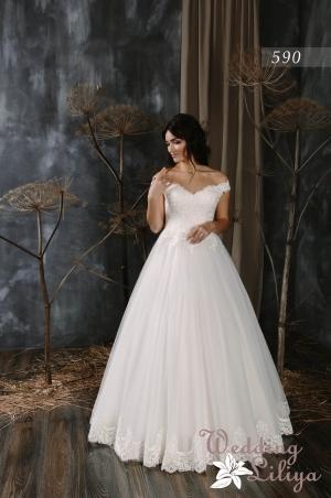Wedding dress №590