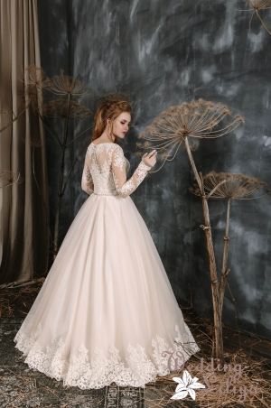 Wedding dress №594
