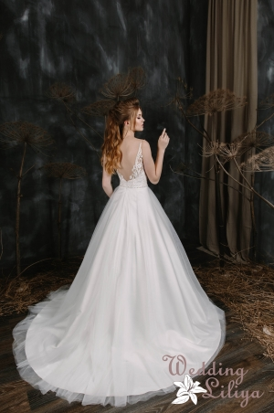 Wedding dress №595