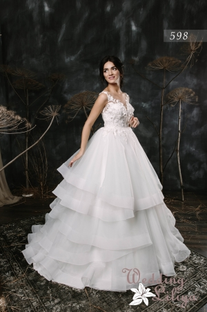 Wedding dress №598