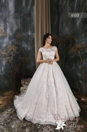 Rochie de mireasa №600