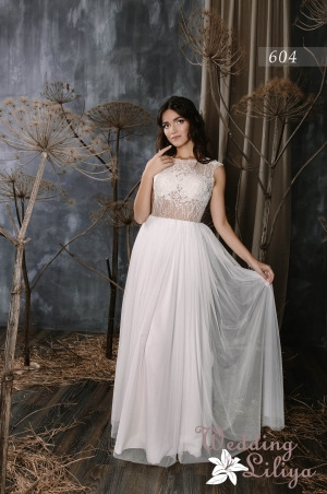 Wedding dress №604