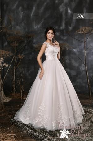 Wedding dress №606