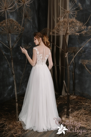 Wedding dress №610