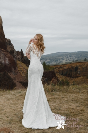 Wedding dress №619