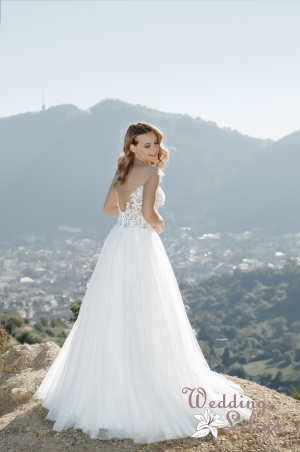 Wedding dress №629
