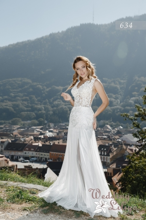 Wedding dress №634