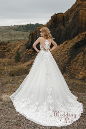 Wedding dress №645