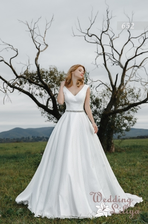 Wedding dress №652